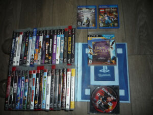 PS3 / PS4 / PS VITA games for sale