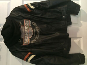 HARLEY DAVIDSON 3 in 1 LEATHER