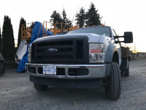 2008 F-550 Flat Deck Dually For Sale!