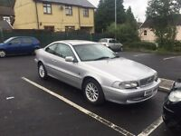 Volvo C70 coupe bargain Px to clear