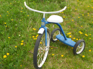 Vintage Tricycle by Thistle