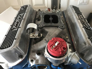 small block ford parts , motor included if u want