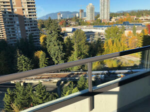 Lougheed Mall Corner 15th Floor Condo