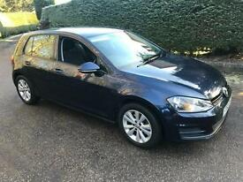 2013 Volkswagen Golf 1.6 TDI SE 5dr (start/stop)