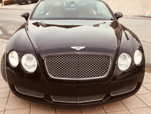 Bentley Continental GT Converticle