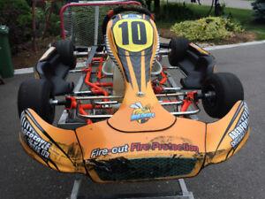 2016 Intrepid Racing Kart