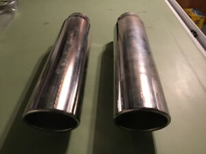 1992 to 2003 trans am exhaust tips NOS