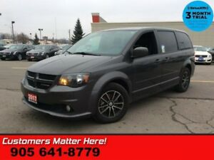 2017 Dodge Grand Caravan GT  LEATH CAM P/DOORS/GATE P/SEATS REAR