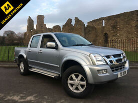 2006 Isuzu Rodeo 3.0TD LE Denver Max Double Cab Pick-up **Full History**