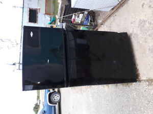 Black fridge for sale
