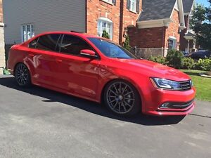 2016 Jetta 1.8TSI - Sport Package New price 328.00 tax in !