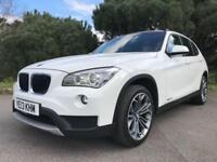 2013 13 BMW X1 2.0 XDRIVE20D SE 5D AUTO 181 BHP DIESEL