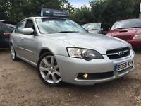 2006 Subaru Legacy 3.0 AUTO R Service History Full Leather Interior