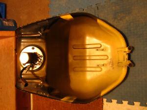 GSXR 750 gas tank