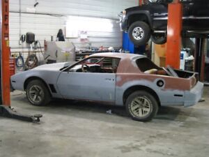 1985 Trans Am/ Project car
