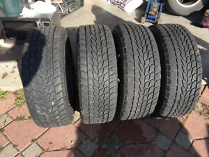 Toyo winter tires with rim Subaru Outback 225/60/R16. Brand New.