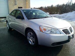 2009 Pontiac G6 PAY MONTHLY NO CREDIT CHECK! Carloan123.ca