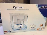 Brita optimax water filter
