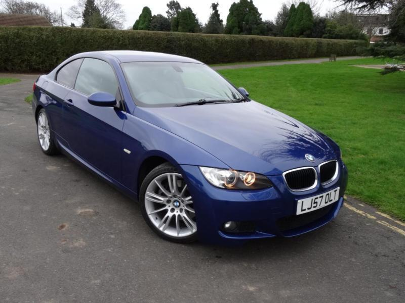 bmw 3 series 325d m sport coupe 2007 57 in ilford. Black Bedroom Furniture Sets. Home Design Ideas