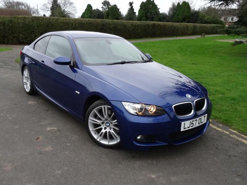 bmw 3 series 325d m sport coupe 2007 57 in ilford london gumtree. Black Bedroom Furniture Sets. Home Design Ideas