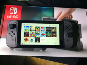 Nintendo Switch - Less than 6 month old - 16 GAMES - $900 OBO