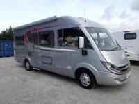 Burstner Aviano i709 A Class Luxury 4 Berth Motorhome with Fixed Rear Bed