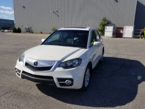 2011 Acura RDX Technology package-very clean