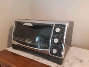 Toaster Oven -$50