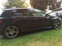 Volkswagen Golf GTI side skirts mk5 black 5 door full car breaking
