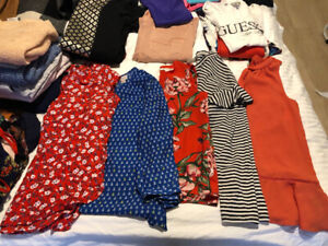 Mix of clothing - selling altogether