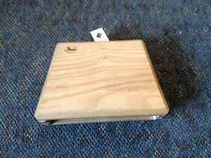 Pearl Mountable Wood Block