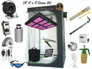 Indoor Growing - Grow Tents, LED Lights, Filters, and More!