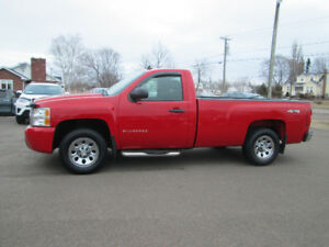 2011 CHEVROLET SILVERADO 1500 4WD TRADE WELCOME