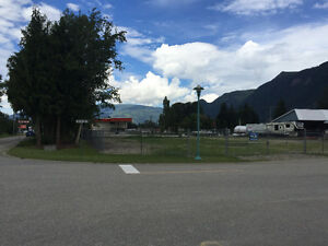 .44 acre commercial lot for sale , 1302 Nordin Court Sicamous