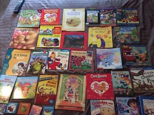 Kids books -over 130 books!!!