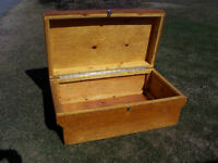 Wooden Storage Box