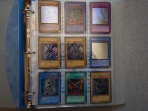 Lot de carte YU GI OH 700+-
