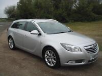 Vauxhall/Opel Insignia 2.0CDTi 16v ( 160ps ) ( Nav ecoFlex 2010MY Exclusiv 175K