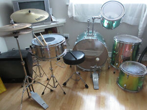 Drum set, Remo, Weather King  BEST OFFER