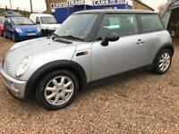 Mini Mini 1.6 COOPER SORRY SOLD PLEASE CHECK OUR OTHER LISTINGS