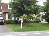 cottage a louer sois avec option d'achat ou vendre