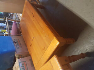 Pine coffee tables and end table St. John's Newfoundland image 1