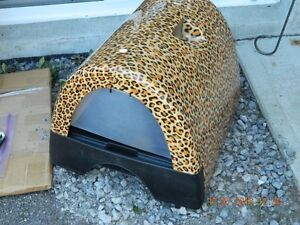 DESIGNER LITTER BOX