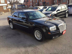 2009 CHRYSLER 300 LUXURY BLACK ON BLAC / NO ACCIDENTS/ONE OWNER