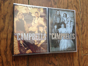 The Campbells - Seasons 1,2,3,4 on DVD - The Complete Series NEW