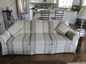 Matching Sofa and Chair - New Price