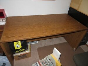Sturdy Desk for sale with rounded corners