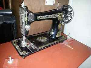 1924 singer sewing machine