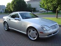 1998 Mercedes-Benz SLK-Class Coupe (2 door)