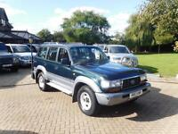 1997 R Reg Toyota Land Cruiser Amazon 4.2TD 24 Valve VX MANUAL